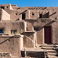 Taos Pueblo by Rupert Chambers