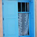 Taos Window by Diana Davenport
