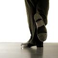 Tap Foot by Scott Sawyer