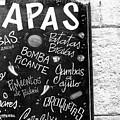 Tapas by John Rizzuto