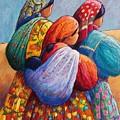 Tarahumara Women by Candy Mayer