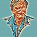 Tarantino Portrait by Pd
