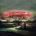 Tardis Blossom by Koko Priyanto