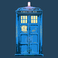 Tardis - Think Inside The Box by Richard Reeve
