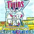 Target Field  by Matt Gaudian