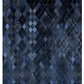 Targyle Pitch Black Pattern 1 by Revere La Noue