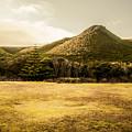 Tasmania West Coast Mountain Range by Jorgo Photography - Wall Art Gallery