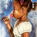 Taste Of The Sweet Life by Katerina Kovatcheva