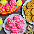 Tasty Assortment Of Cookies by Garry Gay