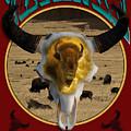 Tatanka American Bison by TL Mair