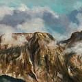 Tatry Mountains- Giewont by Luke Karcz