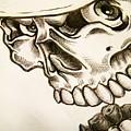 Tattoo Design by Eric De La Fuente