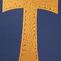 Tau Cross by James Pinkerton
