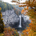 Taughannock Autumn by William Norton