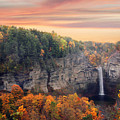 Taughannock Sunset by Jessica Jenney
