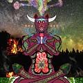 Taurus -psychedelic Zodiac by Myztico Campo