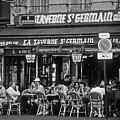 Taverne St. Germain, Paris by Frank DiMarco
