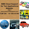 Taxi Booking Application by SMBCloudSupport