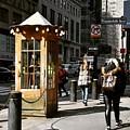 Taxi Booth by Aya Edlin