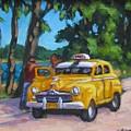 Taxi Y Amigos by John Malone