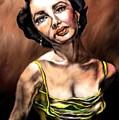 Taylor Made Elizabeth Taylor by Herbert Renard