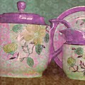 Tea Anyone by Donna Bentley