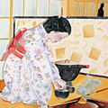 Tea Ceremony by Judy Swerlick