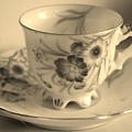 Tea Cup by Michelle Williams