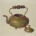 Tea Kettle by Michael Rekucki