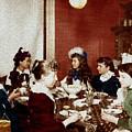 Boston Tea Party by Cliff Wilson