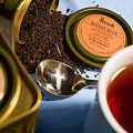 Tea Time by Break The Silhouette
