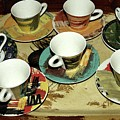 Tea Time by Carol Sweetwood