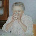 Tea Time by Masami Iida