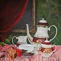Tea Time by Netka Dimoska
