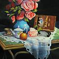 Tea Time by Robert Carver