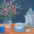 Tea Time by Ruth  Housley