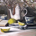 Tea With Lemon by Nancy Griswold