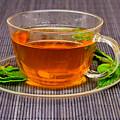 Tea With Mint by Anastasy Yarmolovich