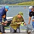 Teach Him To Fish by Diana Hatcher