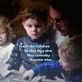 Teach The Children by Gerry Furgason