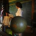 Teaching Globe by David Lee Thompson