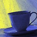 Teacup by Jacqueline Milner