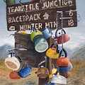 Teakettle Junction by Karen Fleschler