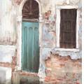 Teal Door by Susan Jenkins