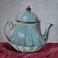 Teapot by Rebecca Tecla