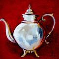 Teapot by Veronique Chabot