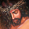Tears From The Crown Of Thorns by Lora Duguay