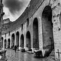 Tears Of Rain At Coliseum by Ag Barros