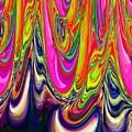 Technicolor Magma by Tim Allen