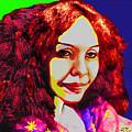 Technicolour Dreamer By Jorge Gomez by Rusty Gladdish